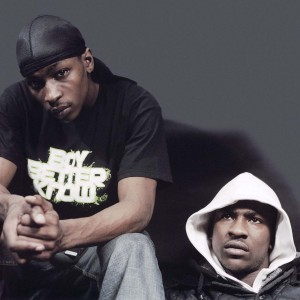 Skepta and JME