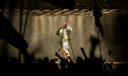 Kanye West – All Day (Glastonbury 2015)