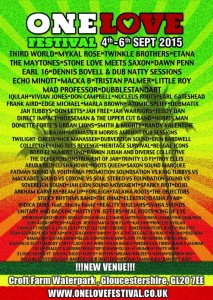 OneLoveFestival 2015